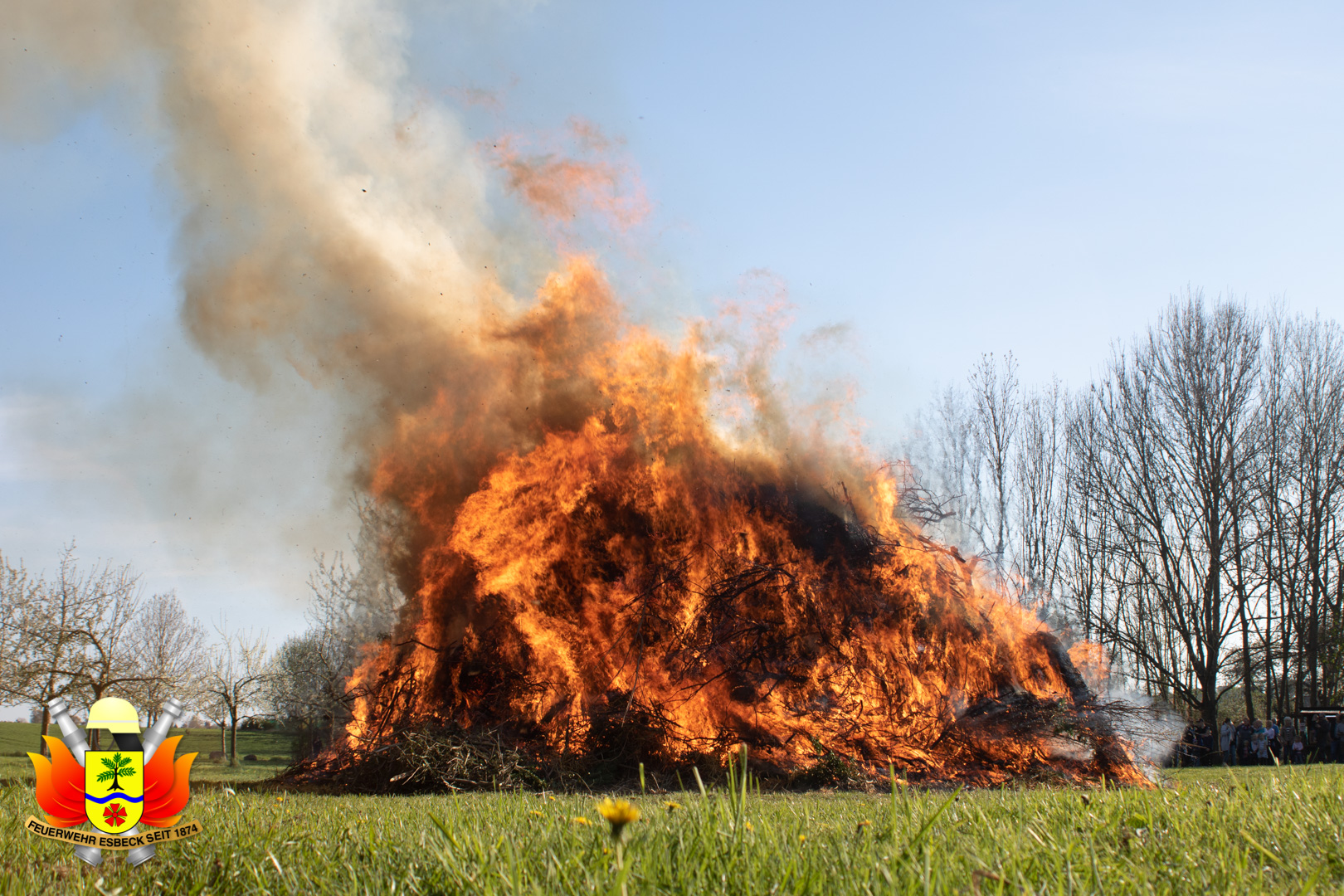 2019 04 20 Osterfeuer 2019 8
